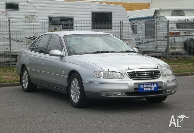 HOLDEN STATESMAN V8 WHII  2002
