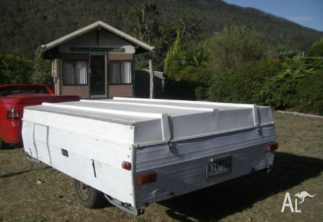 Holiday Equipment Camper trailer Camper trailer