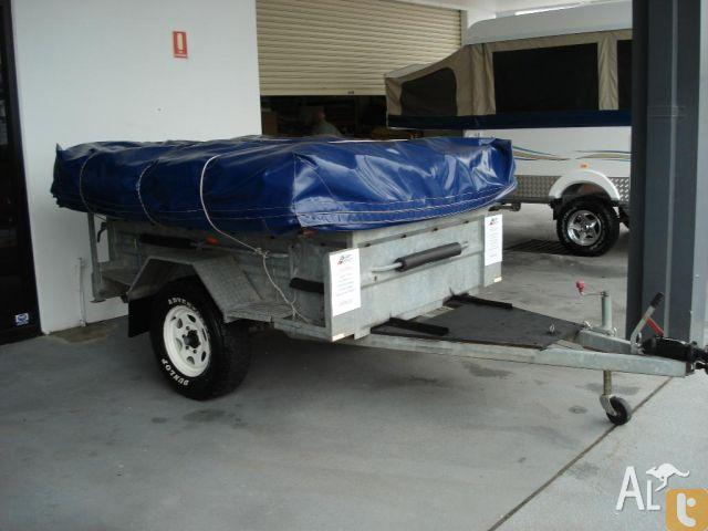 Creative  M101 CDN 2 OFFROAD EXPEDITION TRAILER FOR SALE  Expedition Portal