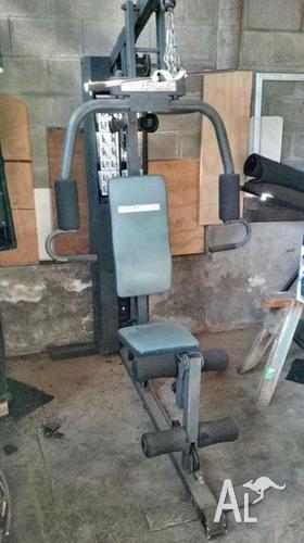 Home gym hyper extension for sale in bowen hills