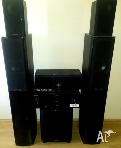 HOME SURROUND SOUND SYSTEM