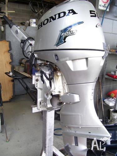 HONDA 50HP FOURSTROKE OUTBOARD for Sale in AIRLIE BEACH, Queensland