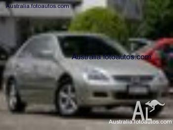 Honda Accord--VTi--Sedan 2005, Adelaide