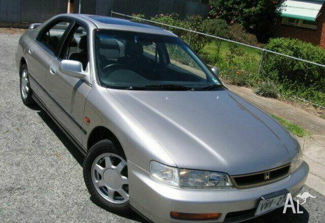 Honda accord vti 1996 for sale in enfield south australia for Used car commercial 1996 honda accord