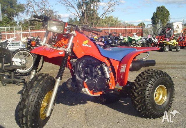 Honda atc 250 rfor sale submited images