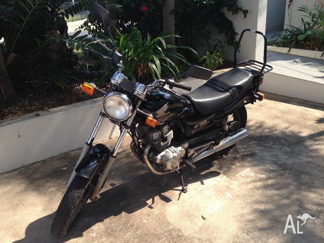 Honda CB250 Great Learner Bike!!