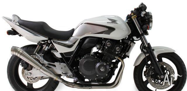 Honda cb400 400cc 08 2010 for sale in parramatta new for Honda cb400 for sale