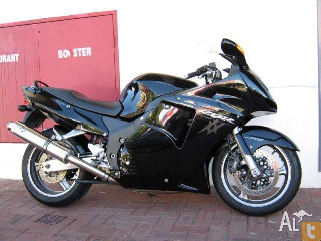 HONDA CBR1100XX SUPER BLACKBIRD 1100CC 2007 For Sale In VICTORIA