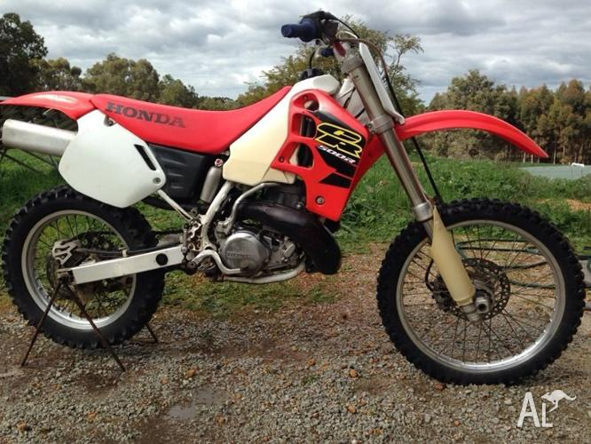 Honda cr500 2001