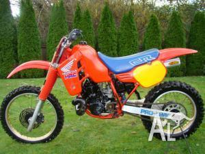 Honda cr500 r 1985 model in CAPALABA, Queensland for sale