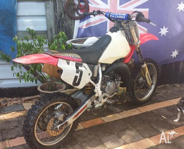 Honda Cr80 Dirt Bike For Sale In Bilinga  Queensland
