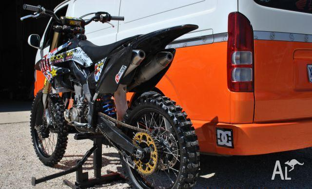 Honda Crf250r 6 2006 For Sale In Eildon Victoria