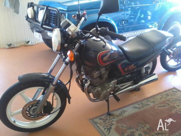 Honda CV 250 for sale