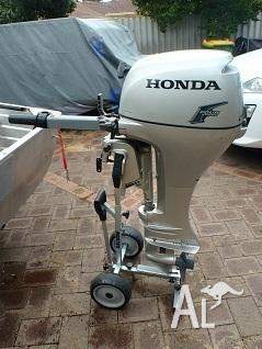 Honda Outboard 15hp Long shaft for Sale in BOUVARD, Western ...