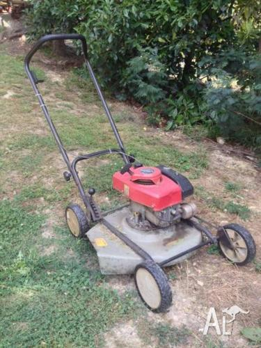 Honda Side Throw Slasher Mower