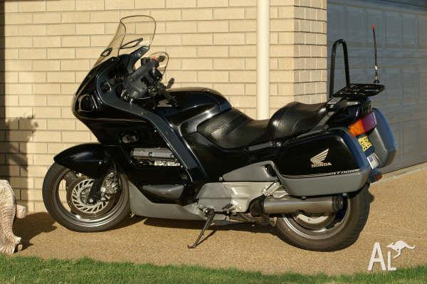 Honda ST1100 1996 Touring motorcycle for Sale in ...