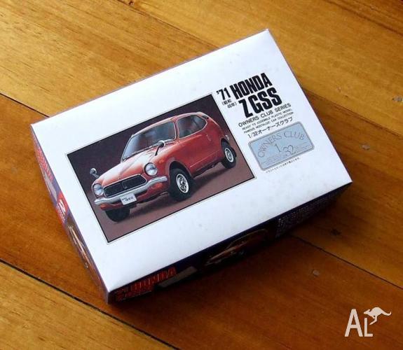 1:32 HONDA Z GSS Z360 Z600 ZOT N360 MODEL TOY KIT