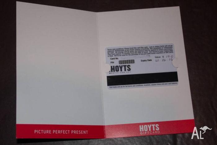 Hoyts Movie Voucher For Sale In Bundoora Victoria Classified