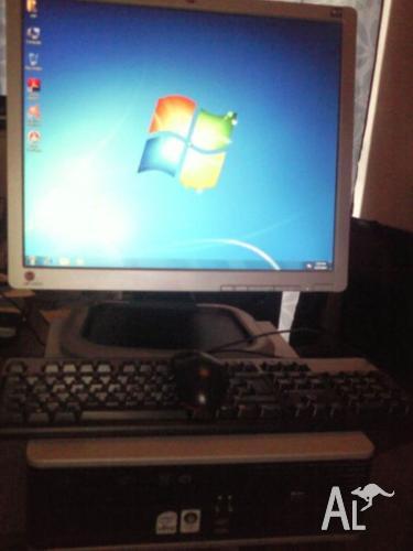 HP COMPAQ DC7800 COMPUTER
