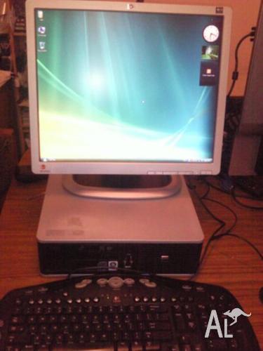 HP COMPAQ DC7800 COMPUTER INTEL CORE 2 DUO E6550 2.33