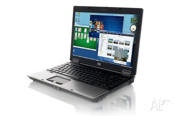 HP CORE 2 DUO LAPTOP!!!! CHEAP EX GOVERNMENT