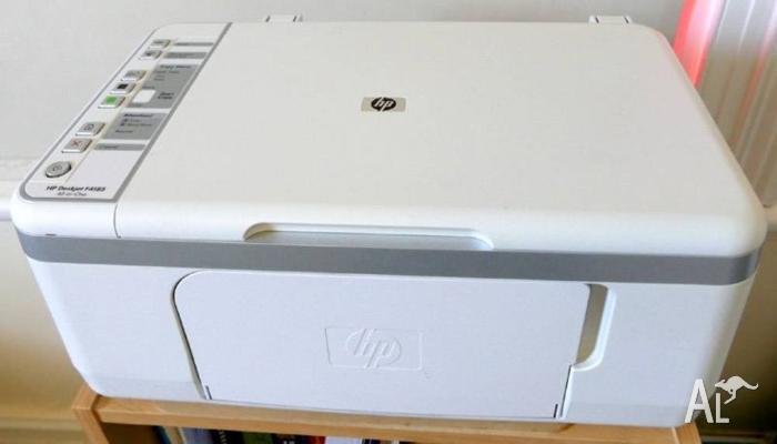 HP DeskJet F4185 All-in-One