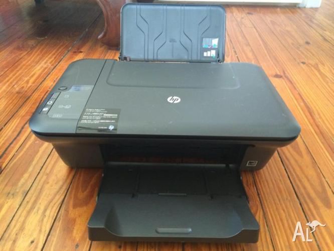 HP desktop 2050 A4 printer/scanner