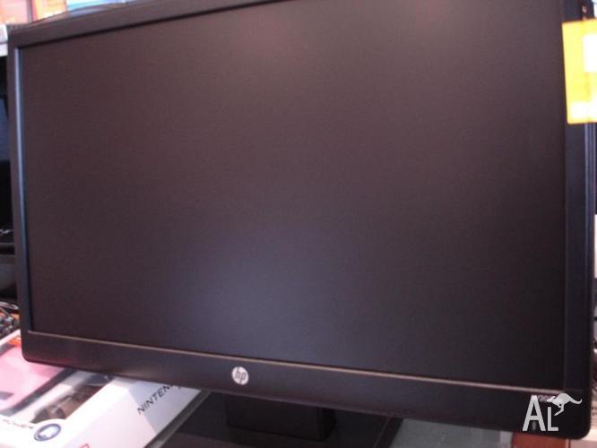 Hp desktop with screen