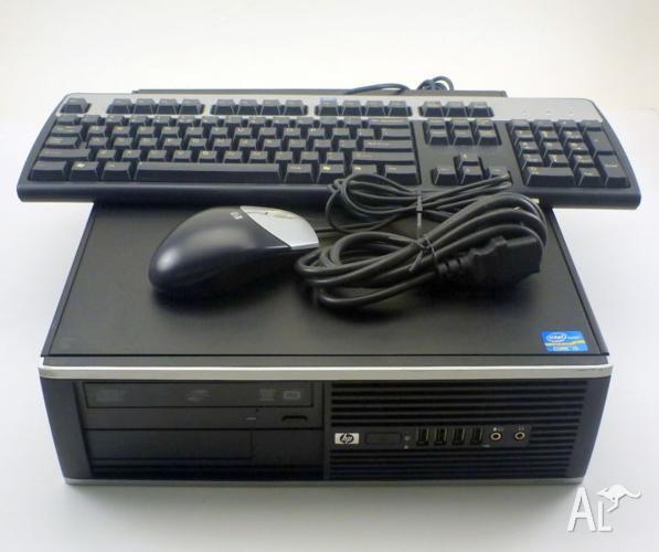 HP Elite 8100 SFF Desktop PC Computer Core i5 3.2GHz 4G