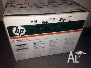 Hp Laser Jet P1005 printer (brand new still in box)
