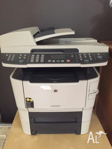 HP LaserJet M2727 Nfs printer