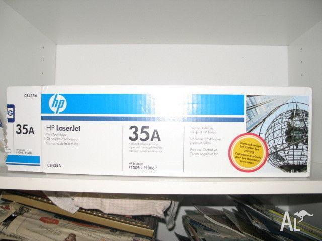 HP LaserJet Print Cartridge 35A suits printer P1005