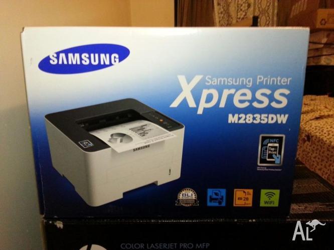 HP M476DW + Samsung 2835DW Laser Printers : Brand NEW