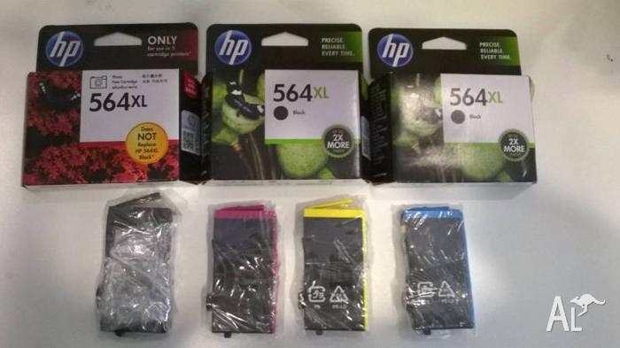 HP MultiFunction Printer Cartridges
