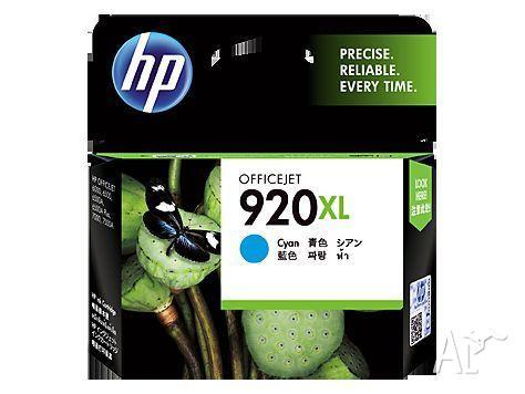 HP Officejet 920 XL Cyan ink cartridge