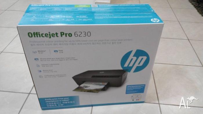 HP Officejet Pro 6230 WiFi/Lan/Color BRAND NEW -BRAND