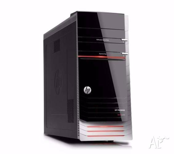 HP Pavilion Desktop PC i7 16GB 2TB + 24