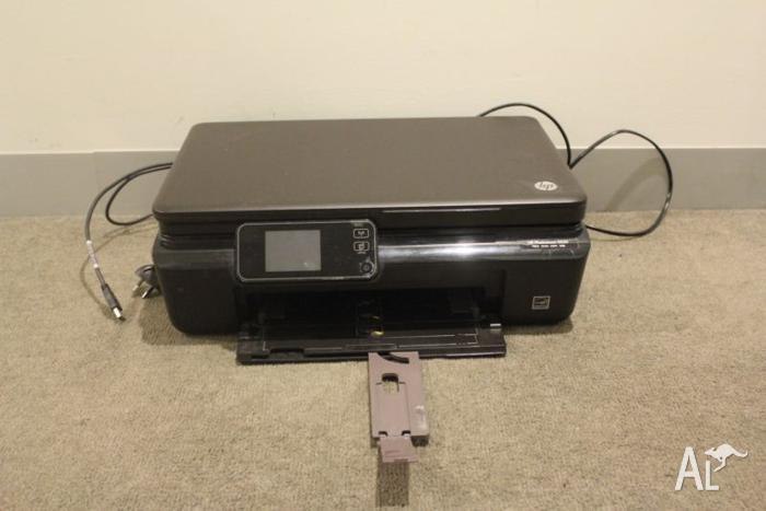 HP Photosmart 5520 Printer and scanner