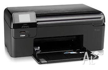 HP Photosmart Wireless ALL IN ONE. Print, Copy, Scan.