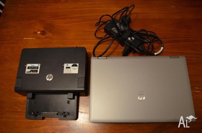 HP ProBook 6550B & Docking Station