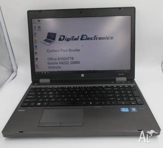 HP Probook i7 Laptop Model 6560B