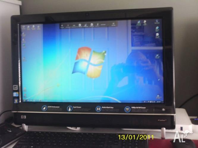 HP Touchsmart All in One 600-1170a 23