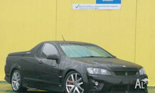 Hsv Maloo R8 E Series 2007 For Sale In Moorabbin Victoria