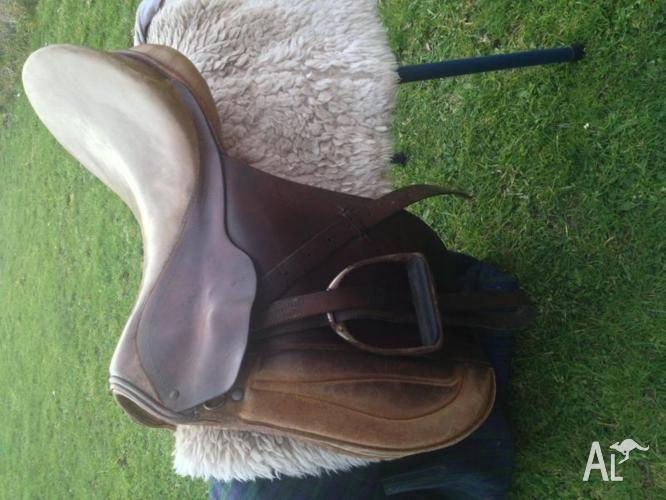 Hubertus Saddle for sale