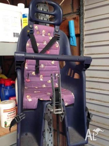 Huffy Bike Seat/Carrier