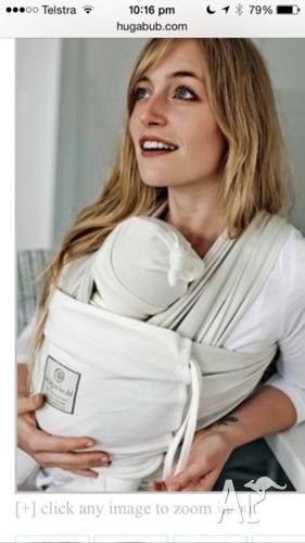 Hug-A-Bub pocket wrap baby carrier