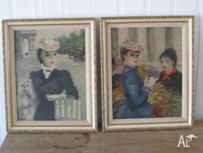 Huldah Framed Prints