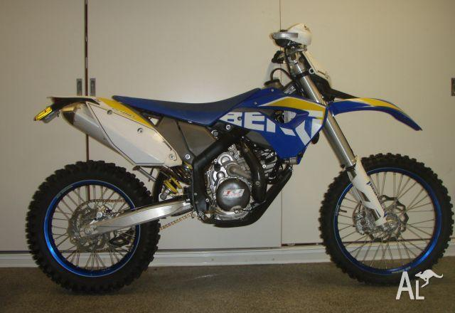 husaberg fe450 my10 2009 for sale in wollongong new south. Black Bedroom Furniture Sets. Home Design Ideas