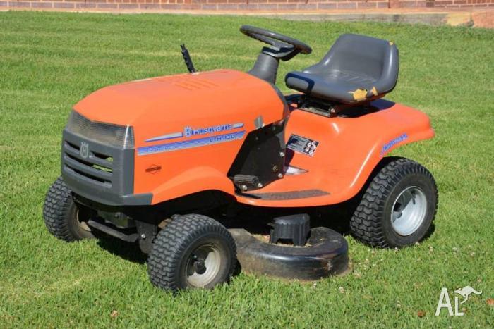42 Husqvarna Garden Tractors : Husqvarna lawn tractor quot mower model lth for sale
