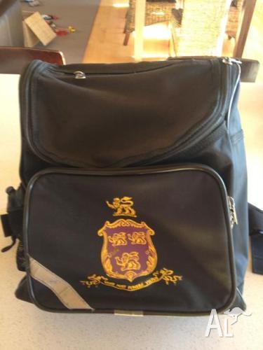Hutchins School Bag